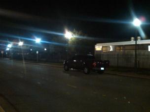 Demo of 5 unique LED street lights